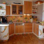Gemauerte Küchen sind etwas ganz Besonderes