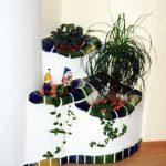 Pflanzen machen ein Haus wohnlich und verbessern die Luftqualität