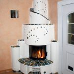 Der Ofen ist fertig und geheizt, jetzt kann der Winter kommen
